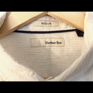 Hawker Rye button-down shirt
